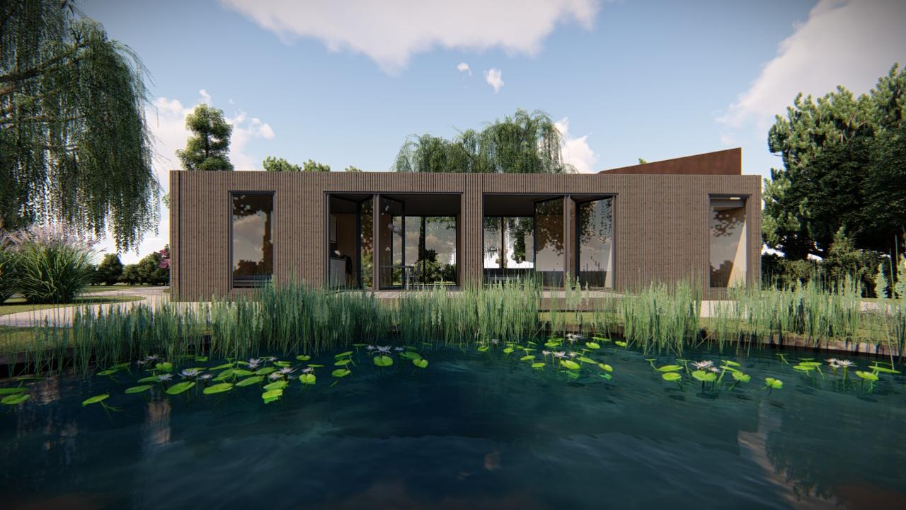 AVILLA modulair samen te stellen woningen